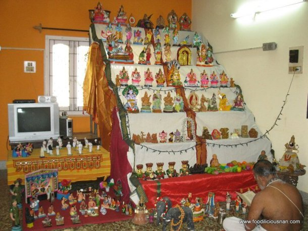 Our Golu from 2010
